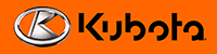 logo kubota orange
